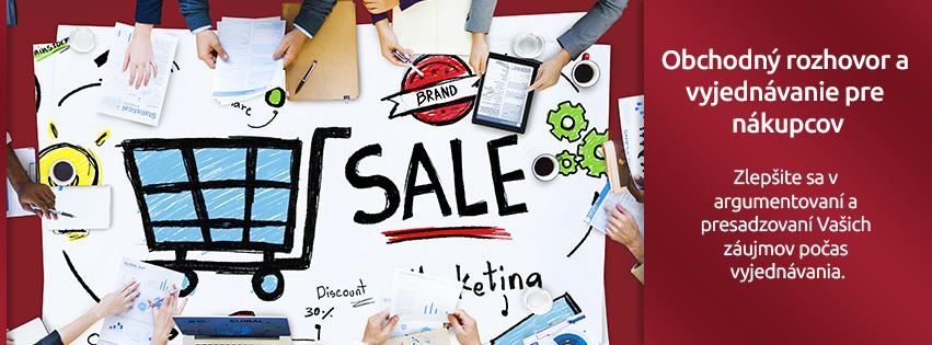 Obchodný rozhovor a vyjednávanie pre nákupcov